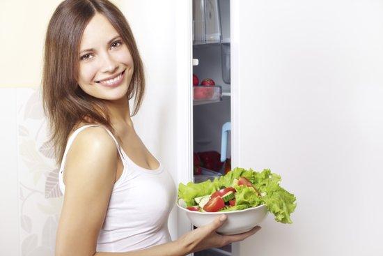 Consejos de dieta para las mujeres ocupadas