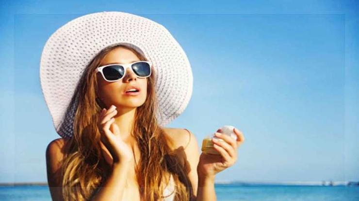 Consejos de la dieta para la piel del daño del sol