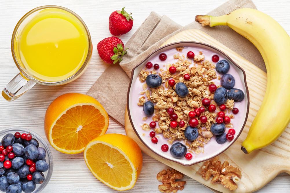 Consejos de nutrición para una vida sana