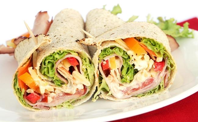 Envolturas Sandwich
