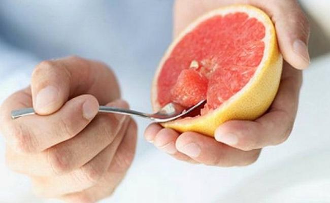 Fruta de la uva