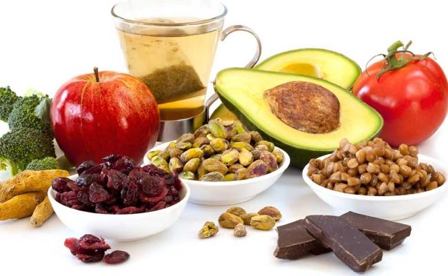 Incluir alimentos ricos en cromo en su dieta