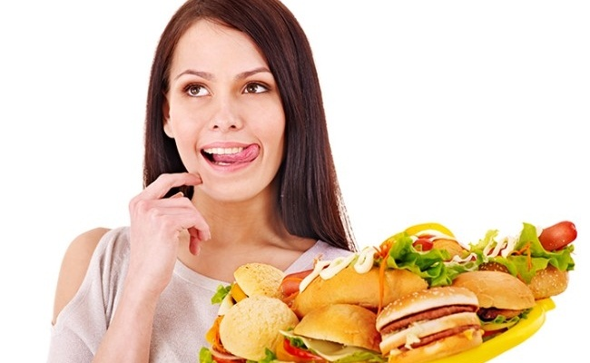 No coma en exceso