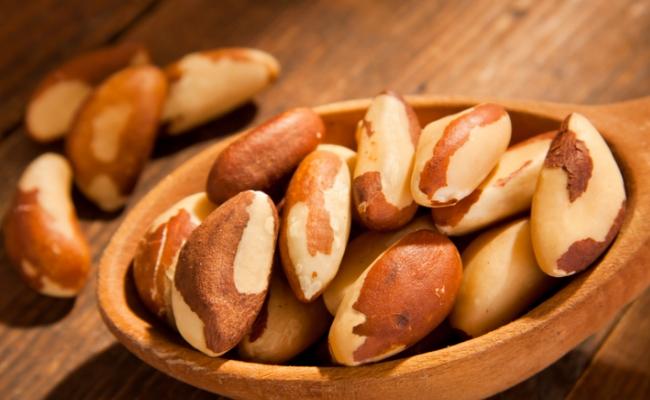 Nueces del Brasil