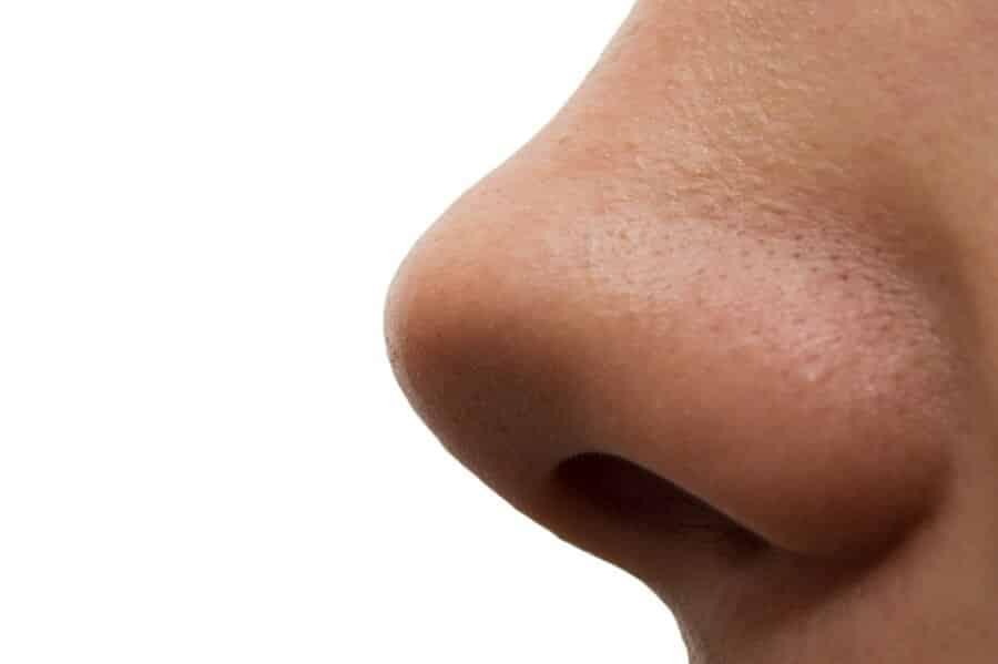 Tratamiento de nariz seca.