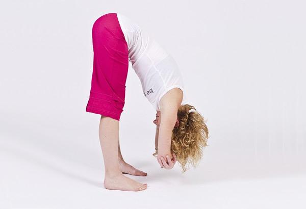 Yoga Asanas para construir arterias más fuertes