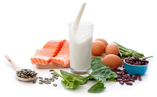 vitamina B alimentos ricos