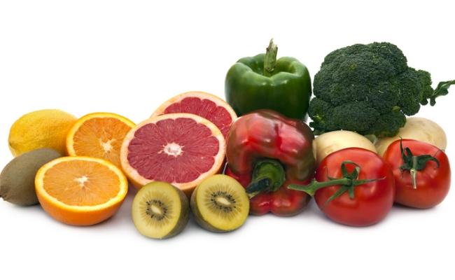 vitamina E y vitamina C