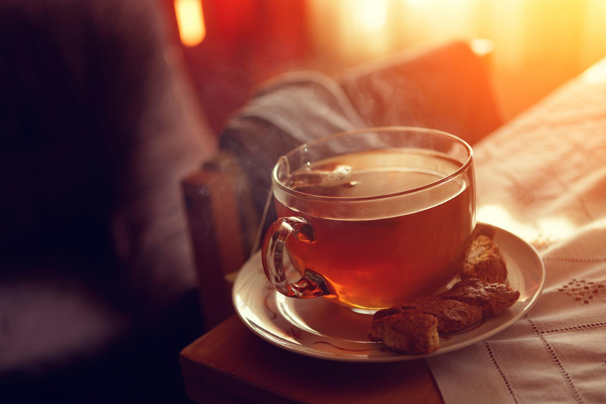 Calme con el té
