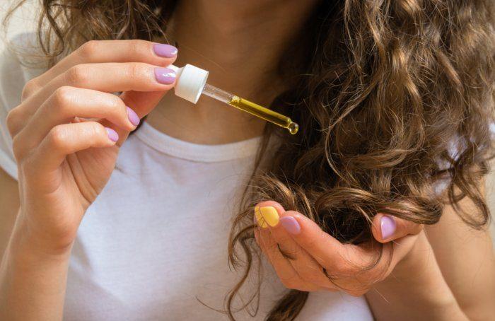 aceite de arbol de te para el pelo