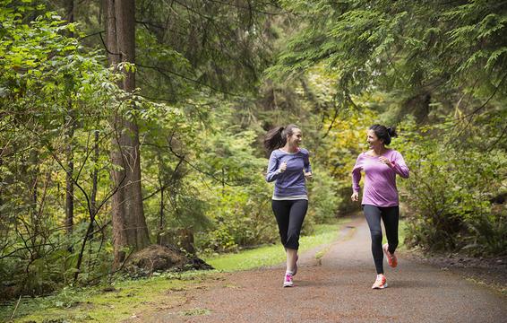 Correr es más que aptitud
