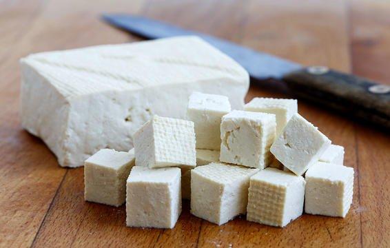 Tofu de seda