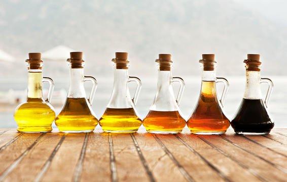 Use buenos aceites