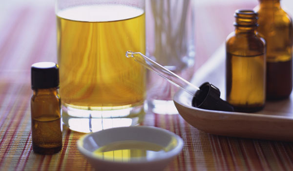 Aceite del árbol del té