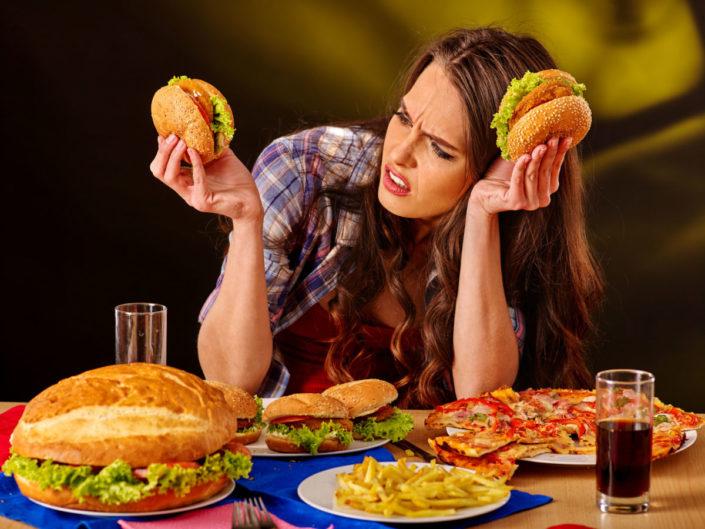 Cómo dejar de comer emocionalmente