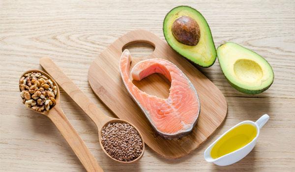 Coma grasas saludables