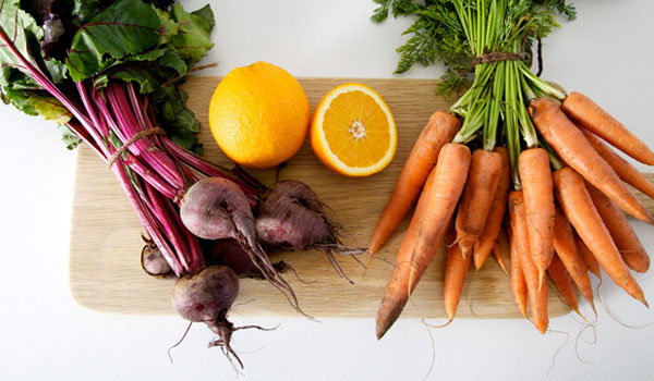 Zanahoria y Remolacha