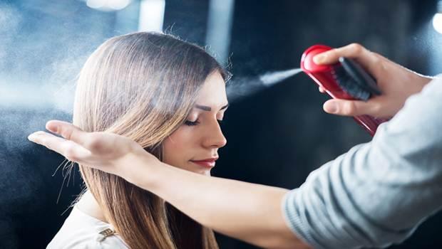 Aerosoles para el cabello