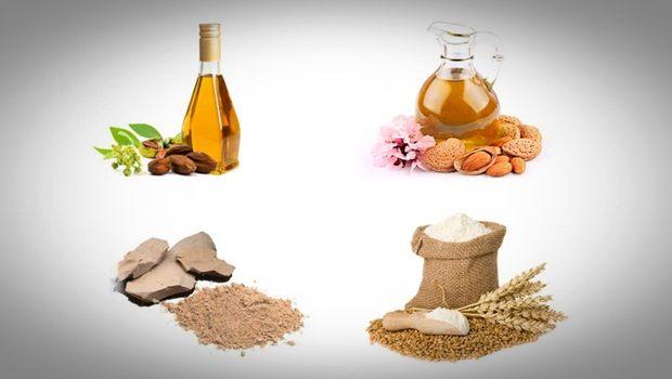 Arcilla china, aceite de jojoba