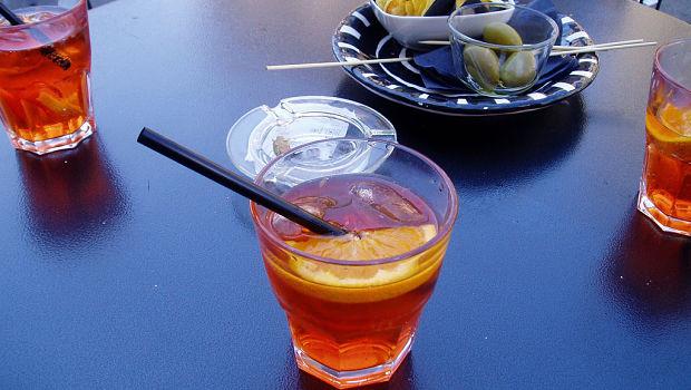 Beber antes