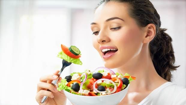 Come comida saludable
