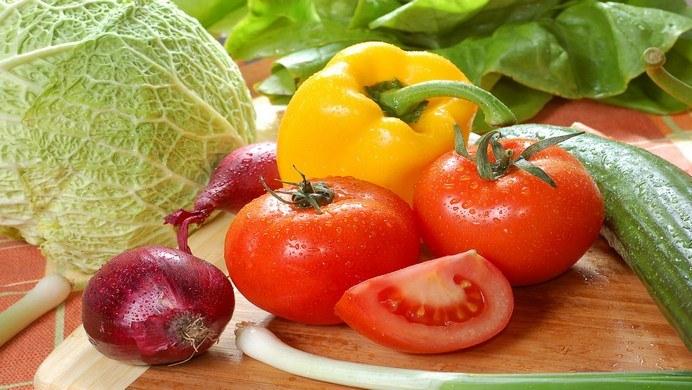Comidas orgánicas