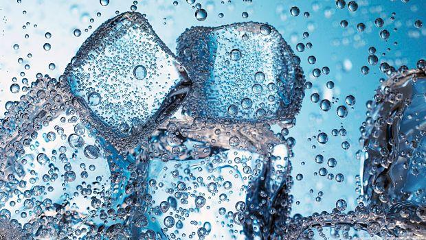 Compresión de hielo