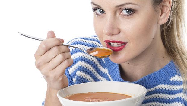 Dieta de comida líquida