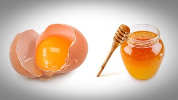 Huevo y miel
