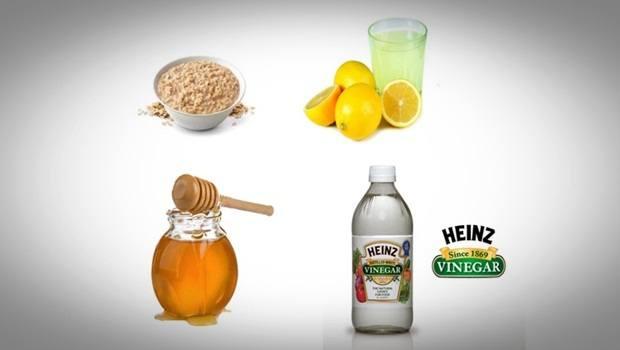 Limón, miel