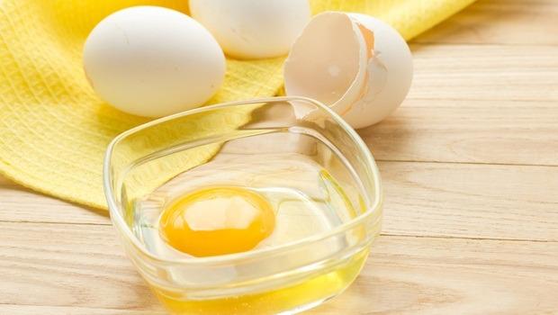 Máscara de huevo