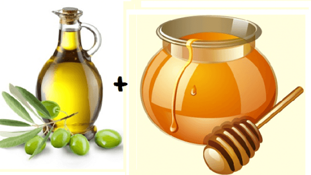 Miel y aceite de oliva