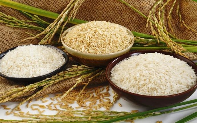 Paquete de cara de arroz