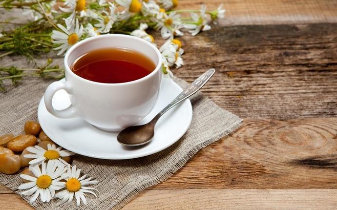 Paquete de cara de té