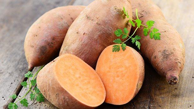 Patatas dulces