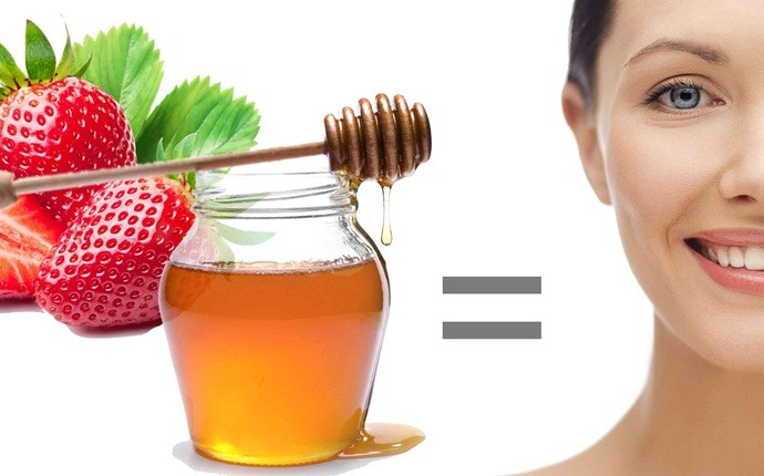 Strawberry Face Pack