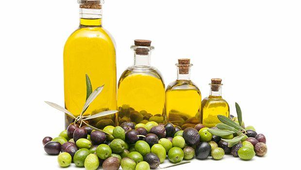 Usa aceite de oliva