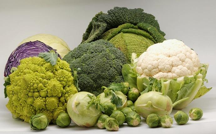 . Vegetales crucíferos