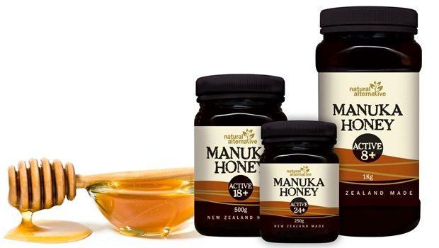 . miel Manuka