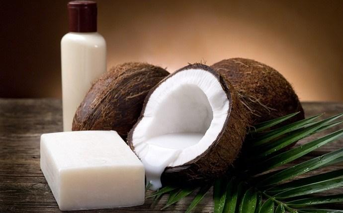 Aceite de limón, aceite de alcanfor y coco