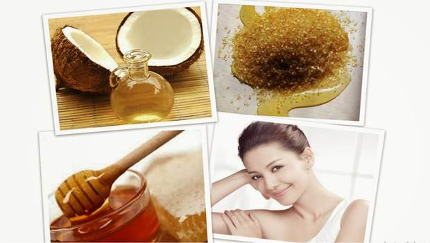 Cabello con miel