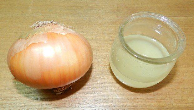 Cabello de cebolla