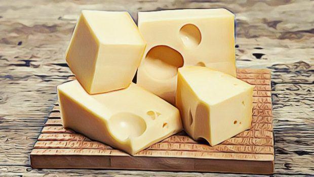 Comiendo queso