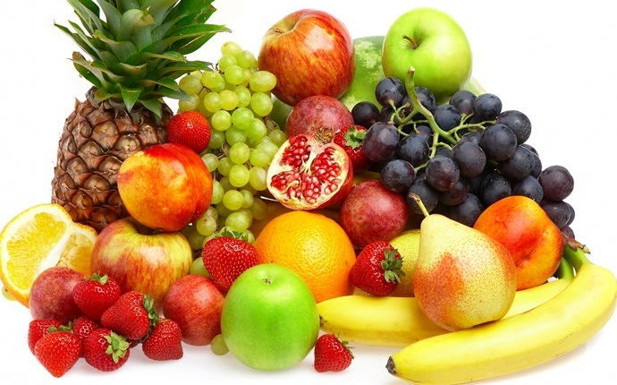 Cualquier fruta