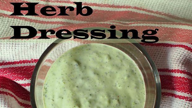 Herby Dressing