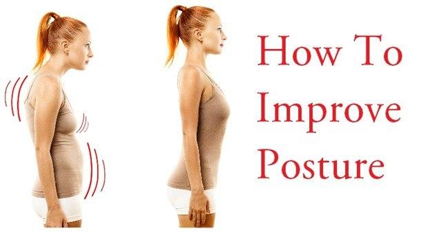 Mejora la postura