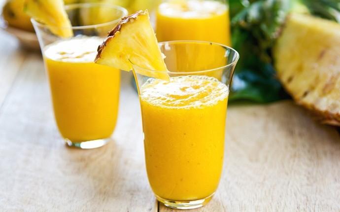 naranja piña