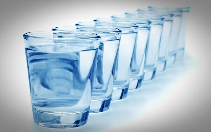 onzas de agua