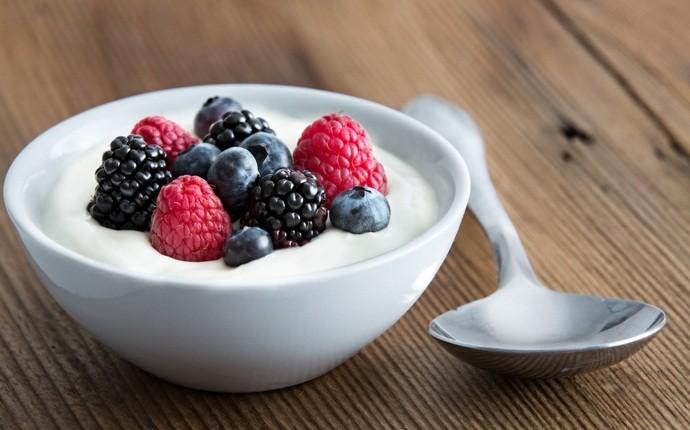 yogur bajo en grasa