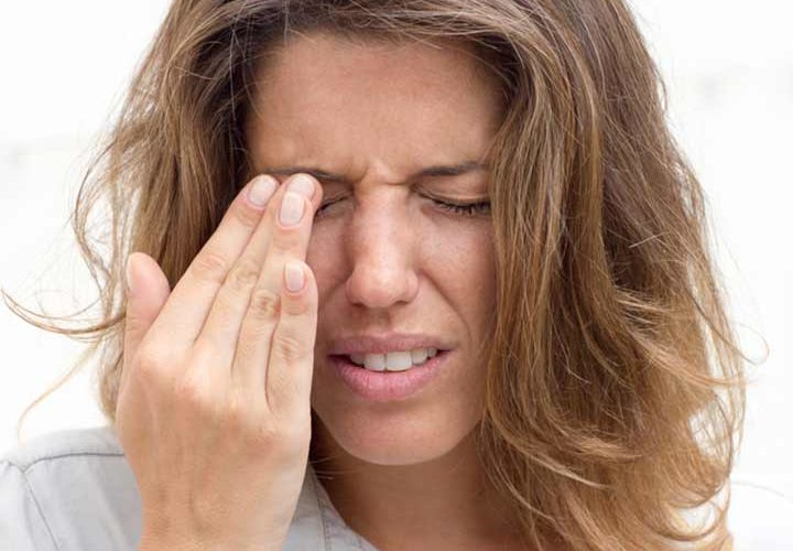 Remedios caseros para tratar una córnea rayada